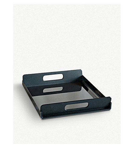 ALESSI Vassily large tray with handles 55cm