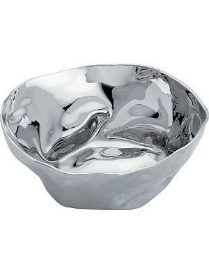 ALESSI Francesca dessert bowl set of two