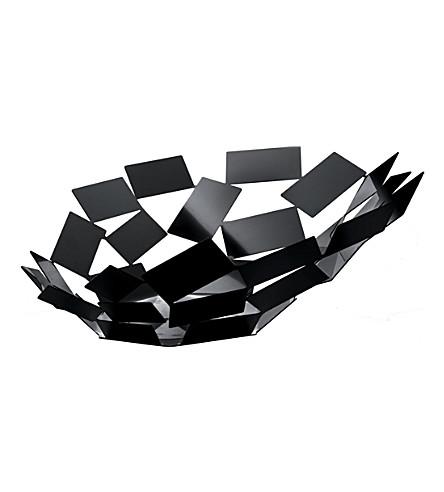 ALESSI La Stanza dello Scirocco centrepiece (Black