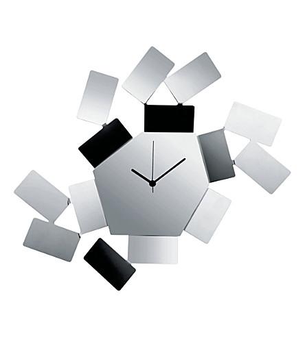 ALESSI La stanza dello scirocco walk clock (Nocolor