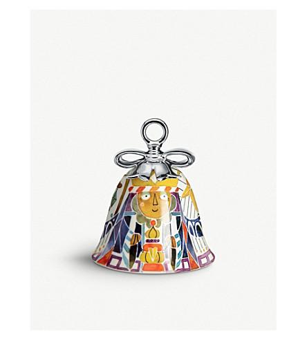 ALESSI Holy family Balthasar ceramic Christmas ornament (Nocolor