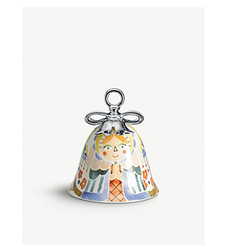ALESSI Holy Family Christmas decoration (Nocolor