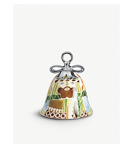 ALESSI Holy family josef ceramic christmas ornament (Nocolor