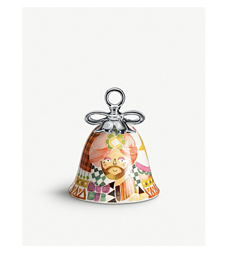 ALESSI Holy Family Caspar Christmas decoration (Nocolor