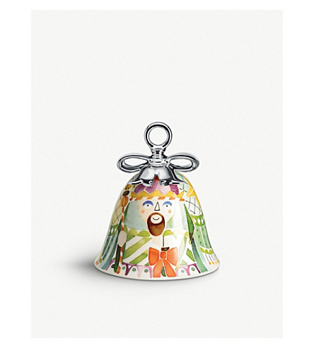 ALESSI Holy family Melchior Christmas decoration (Nocolor