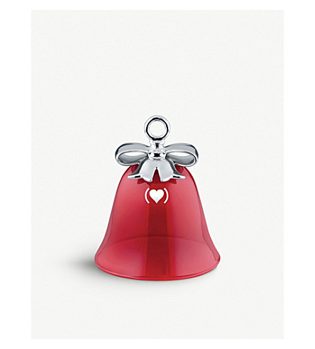 ALESSI Dressed Christmas tree ornament (Nocolor