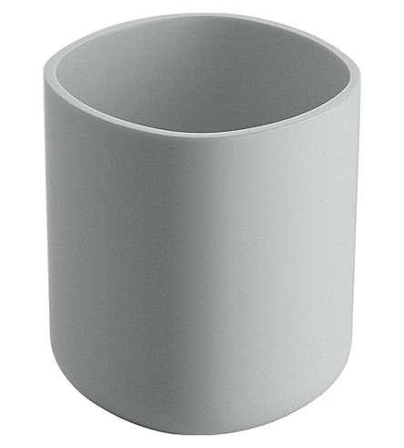 ALESSI Birillo toothbrush holder (White