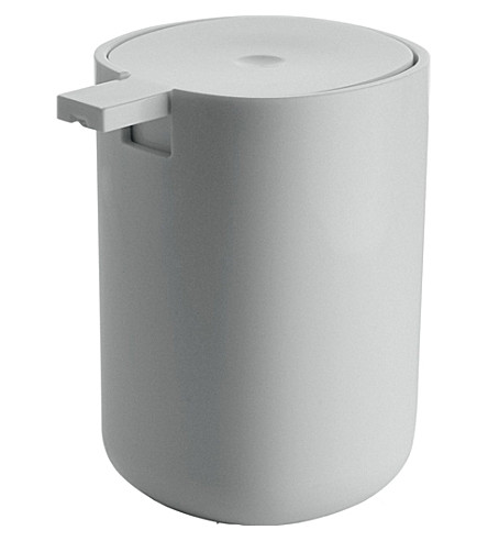 ALESSI Birillo soap dispenser (White