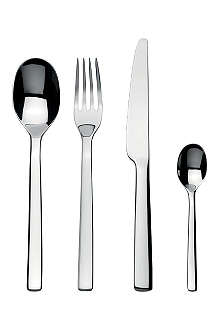 ALESSI Ovale 24 piece cutlery set
