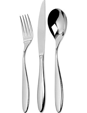 ALESSI Mami 24-piece cutlery set