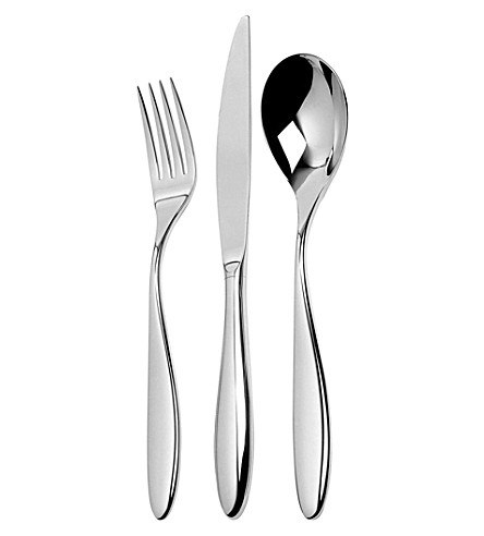 ALESSI Mami stainless steel cutlery set