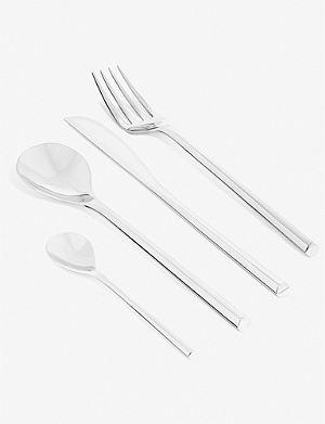 ALESSI MU 24-piece cutlery set
