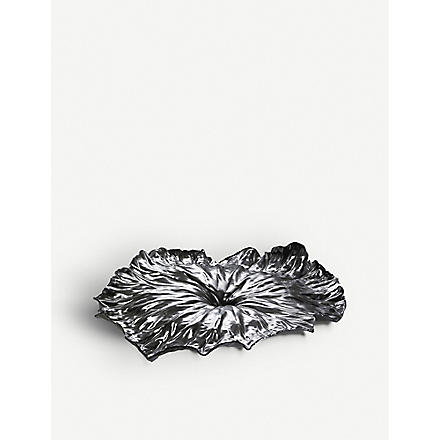 ALESSI Lotus leaf table centrepiece