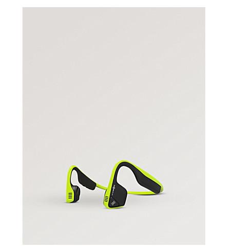 AFTERSHOKZ Trekz titanium wireless headphones (Ivy