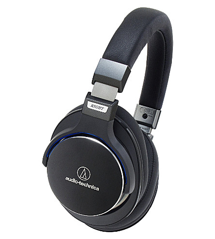 AUDIO-TECHNICA ATH-MSR7 over-ear headphones
