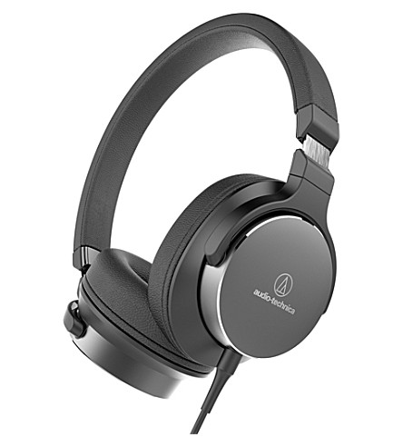 AUDIO-TECHNICA ATH-SR5 High-Resolution on-ear headphones