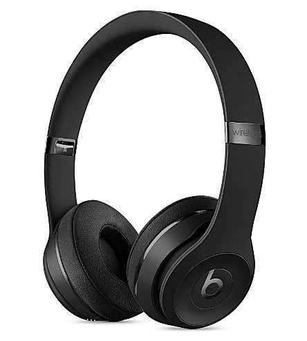 BEATS BY DRE Solo 3 wireless on-ear headphones