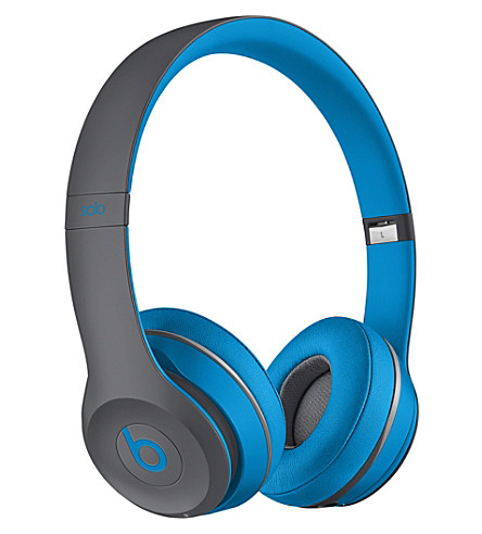 BEATS BY DRE Solo 2 wireless active on-ear headphones