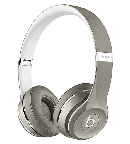 BEATS BY DRE Solo 2.0 luxe edition headphones