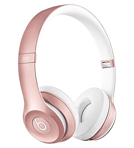 BEATS BY DRE Solo2 wireless on-ear headphones