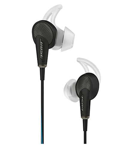 BOSE QuietComfort 20 android in-ear headphones
