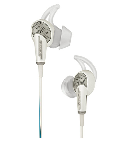 BOSE QuietComfort 20 apple in-ear headphones