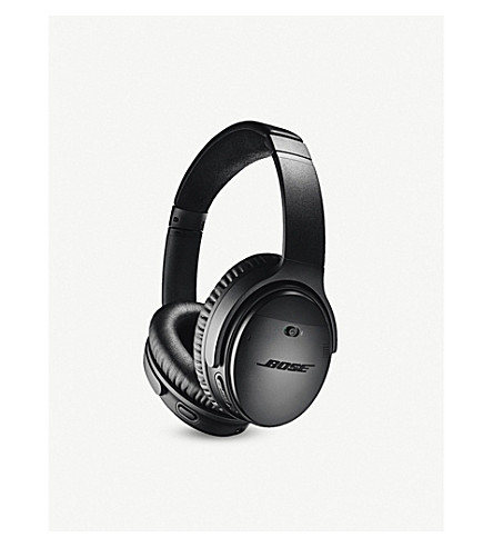 BOSE QC35 II Wireless Over-Ear Headphones (Black