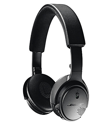 BOSE Soundlink Wireless On-Ear Headphones (Triple+black