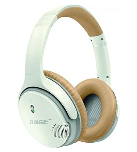 BOSESoundLink®耳周无线耳机 II。
