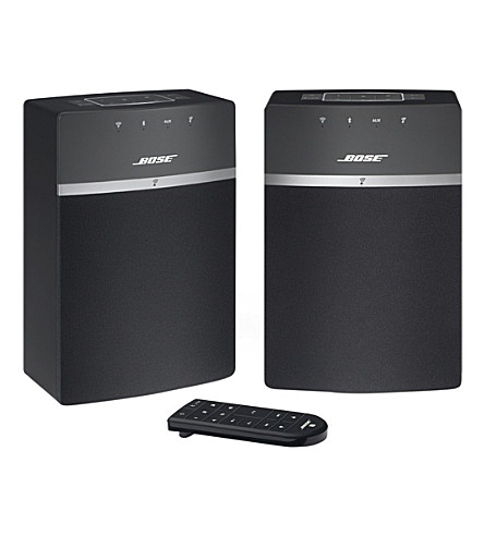 BOSE SoundTouch® 10 Twin Pack wireless music system