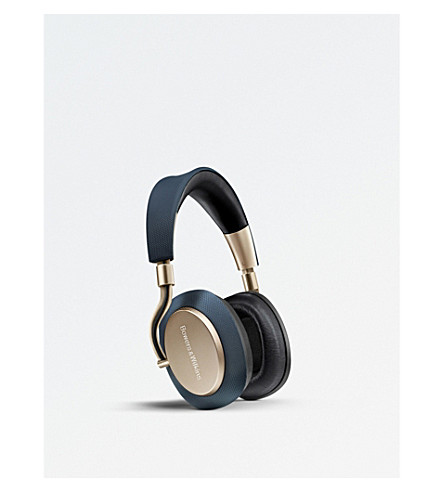 BOWERS & WILKINS PX Noise Cancelling Wireless Headphones (Soft+gold