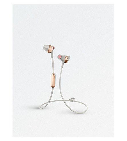 FITBIT Flyer in-ear wireless headphones (Lunar+grey