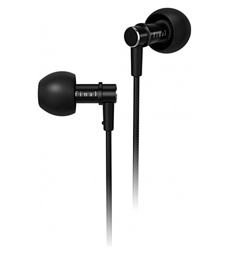 FINAL AUDIO DESIGN Final F3100 In-Ear Headphones