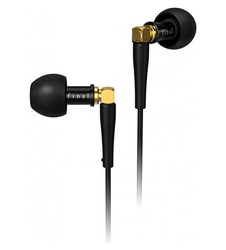 FINAL AUDIO DESIGN Final F4100 In-ear Headphones