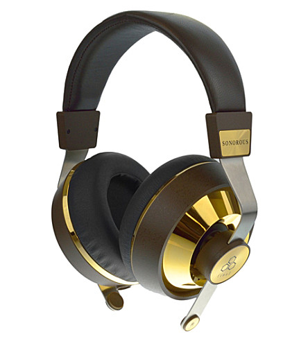 FINAL AUDIO DESIGN Sonorous viii over-ear headphones