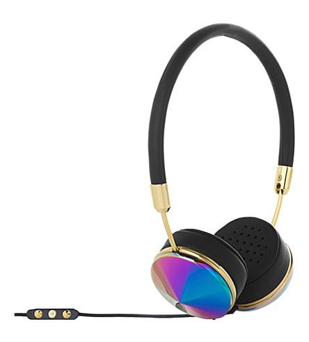 frends layla oil slick onear headphones selfridgescom
