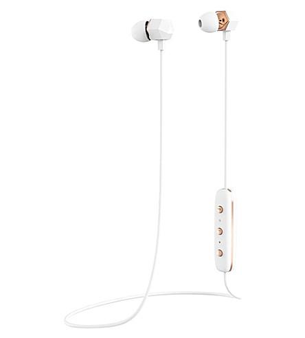 HAPPY PLUGS In-ear wireless headphones (Rose gold