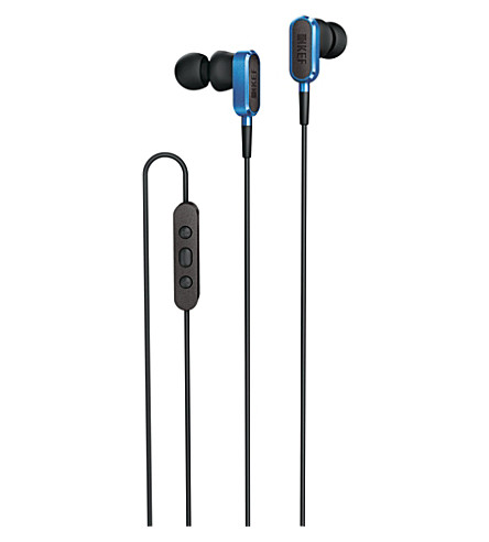 KEF M100 hi-fi precision in-ear headphones