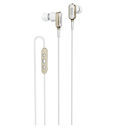 KEF M100 hi-fi 精密入耳式耳机