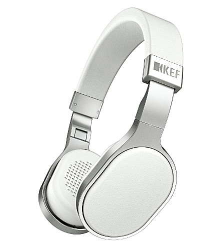 KEF M500 hi-fi precision on-ear headphones