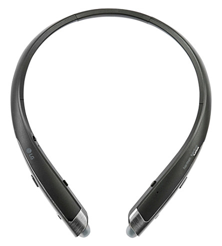 LG HBS-1000 platinum wireless speaker headset (Black