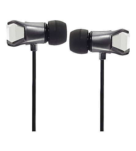 MAROO Gem Collection Titanium in-ear headphones