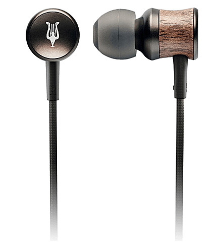 MEZE AUDIO MEZE 12 Classics In-Ear Headphones (Wood+and+gunmetal