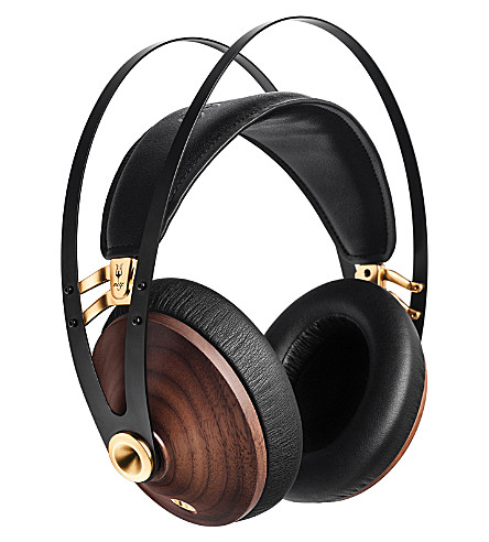 MEZE AUDIO 99 Over-Ear Headphones (Walnut+gold