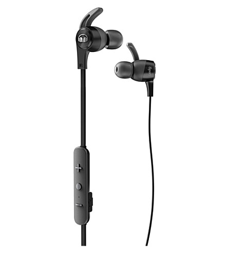 MONSTER iSport Achieve Wireless In-Ear Headphones (Black