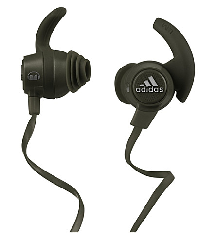 MONSTER adidas Originals Performance in-ear remote headphones