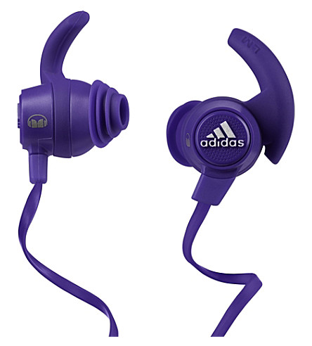 MONSTER adidas Originals Performance in-ear headphones