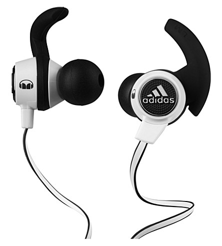 MONSTER adidas Originals Performance in-ear remote noise-isolating headphones