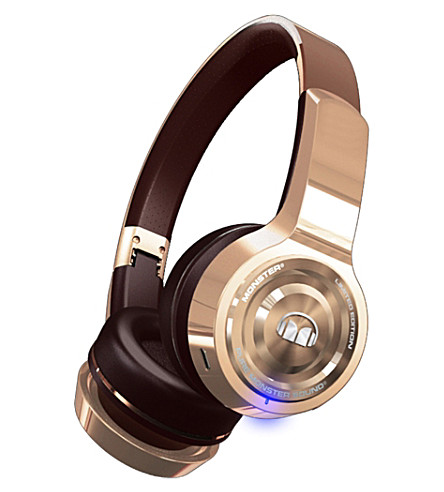 MONSTER Elements Over-Ear Wireless Headphones