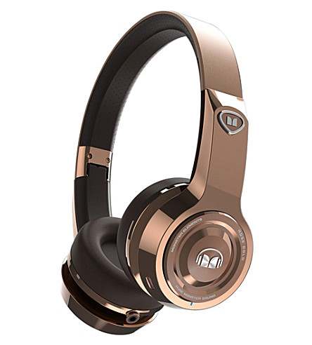 MONSTER Elements on-ear wireless headphones